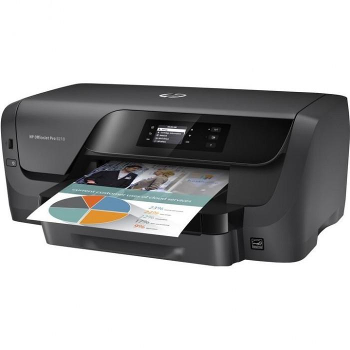 HP Tlačiareň Officejet Pro 8210 ePrinter SF