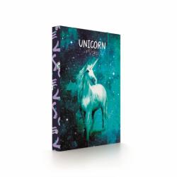 Dosky A4 školské + BOX KARTON Unicorn Magic