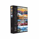 Dosky A4 školské + BOX KARTON Jumbo Európa