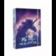 Dosky A4 školské + BOX KARTON Jumbo Unicorn dream