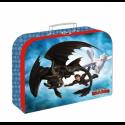 Kufrík KARTON lamino 34cm Ako vycvičit draka