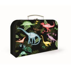 Kufrík KARTON lamino 34cm Dino druhy