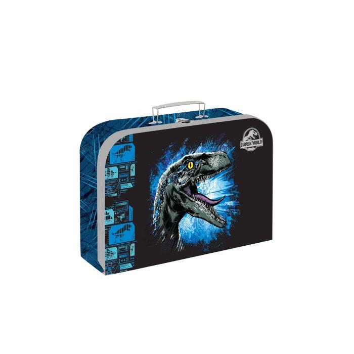 Kufrík KARTON lamino 34cm Jurassic World 2