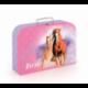 Kufrík KARTON lamino 34cm Kôň