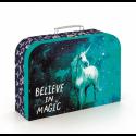 Kufrík KARTON lamino 34cm Unicorn Magic