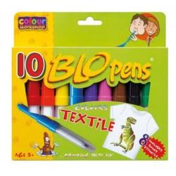 Centropen 1539/10 farebné fúkacie fixky na textil