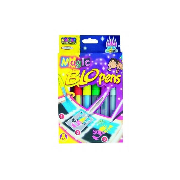 Centropen 1549/4+2 farebné fúkacie fixky magic