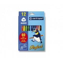 Centropen 2510/12, 2,0-3,0 súprava značkovačov PERFECT