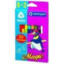 Centropen 2549/8+2, 1,8 súprava značkovačov MAGIC