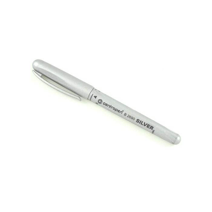 Centropen 2690 1,5-3,0 značkovač strieborný