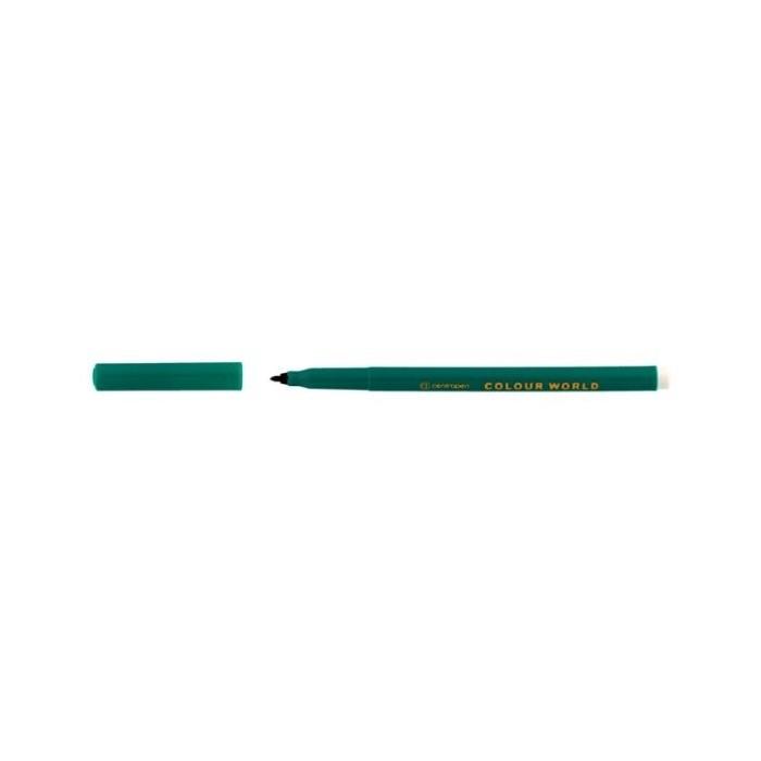 Centropen 7550 1,0 popisovač zelený