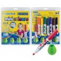 Centropen 8070/8+4, 1-5,0 adaptéry Mini Colours