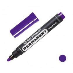 Centropen 8566 značkovač permanent 2,5 mm fialový