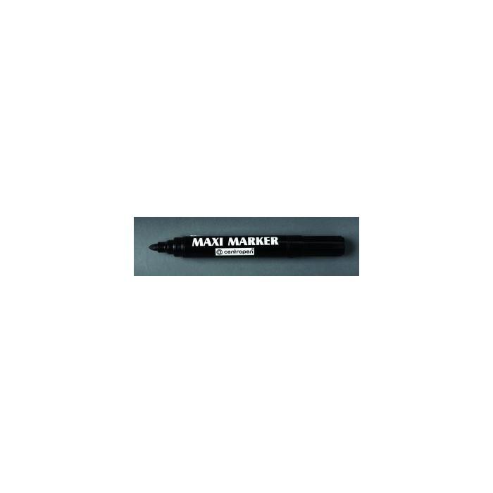 Centropen 8936 značkovač permanent čierny MAXI MARKER
