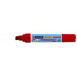 Centropen 9110 značkovač permanent JUMBO červený O