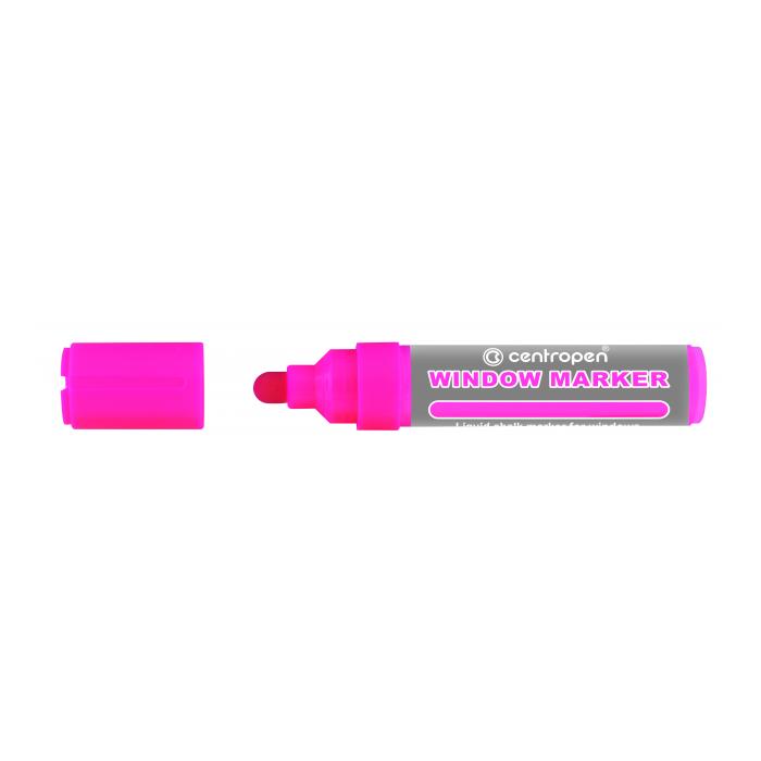 Centropen 9121 značkovač kriedový ružový