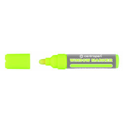 Centropen 9121 značkovač kriedový žltý