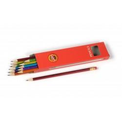 Ceruzka KOH-I-NOOR 1372 2 ORIENT s gumou