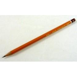 Ceruzka KOH-I-NOOR 1500 F technická, grafitová