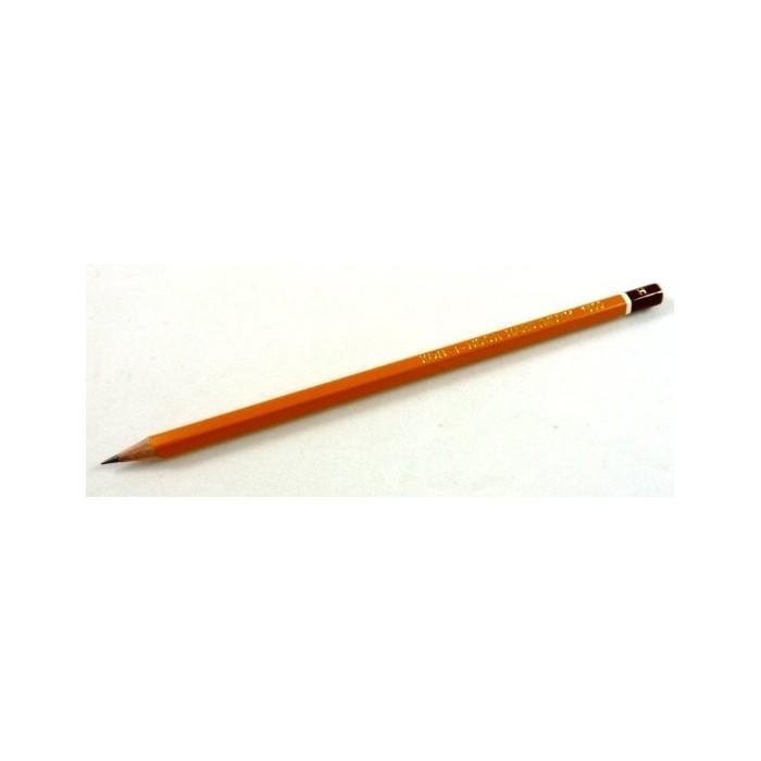 Ceruzka KOH-I-NOOR 1500 H technická, grafitová