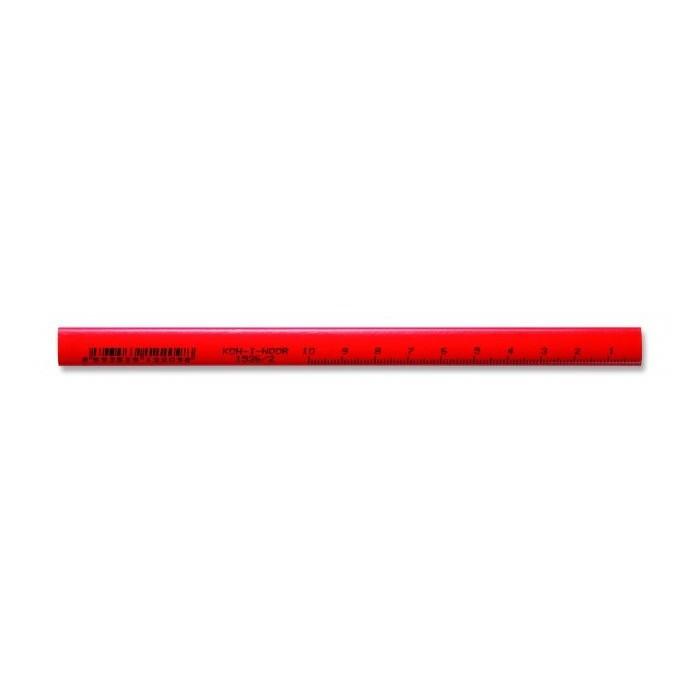 Ceruzka KOH-I-NOOR 1536 2 tesárska stredne tvrdá