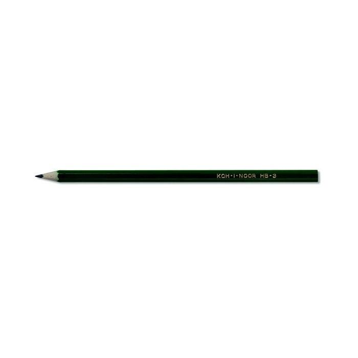Ceruzka KOH-I-NOOR 1702 3 grafitová školská