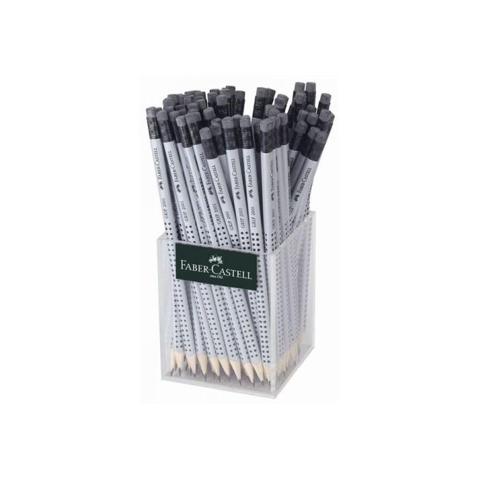 Ceruzka FABER GRIP 2001 HB s gumou