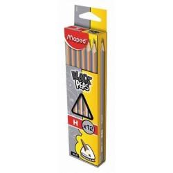Ceruzka MAPED Black Peps H