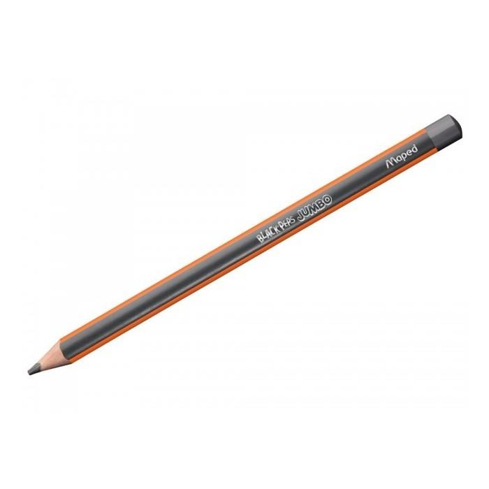 Ceruzka Maped BlackPeps Jumbo HB