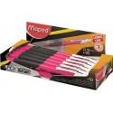"""Ceruzka mechanická 0,5mm, MAPED """"Long Life"""", ružová"""