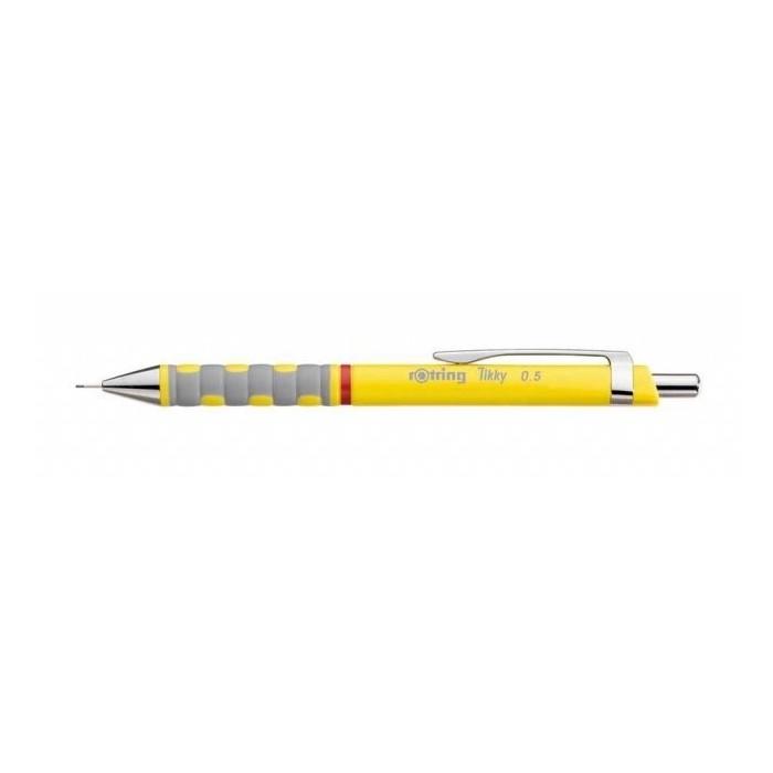 Ceruzka mechanická 0,5mm, ROTRING TIKKY žltá