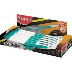 "Ceruzka mechanická 0,7mm MAPED ""Long Life"", modrá"