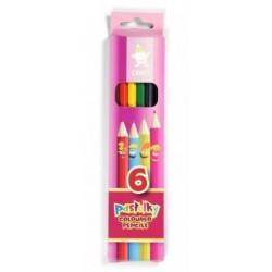 Ceruzky KOH-I-NOOR 2141/ 6 farebná súprava v kartóne