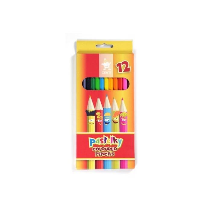 Ceruzky KOH-I-NOOR 2142/12 farebná súprava v kartóne