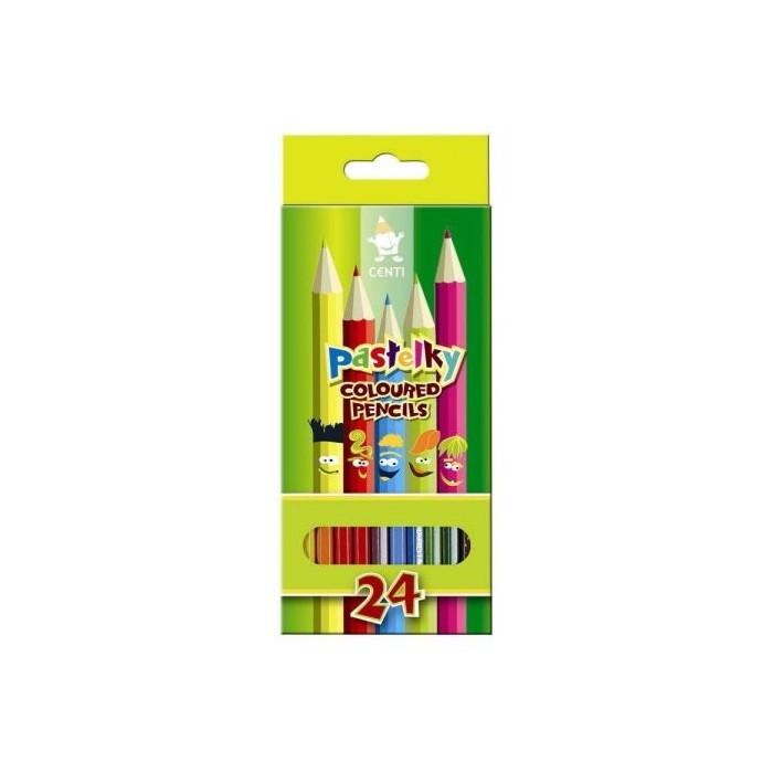 Ceruzky KOH-I-NOOR 2144/24 farebná súprava v kartóne