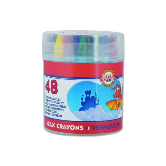 Ceruzky KOH-I-NOOR 8236/48 farebné voskové