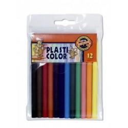 Ceruzky KOH-I-NOOR 8732/12 farebné Plasticolor