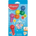Ceruzky MAPED/6 Color Peps Baby voskovky