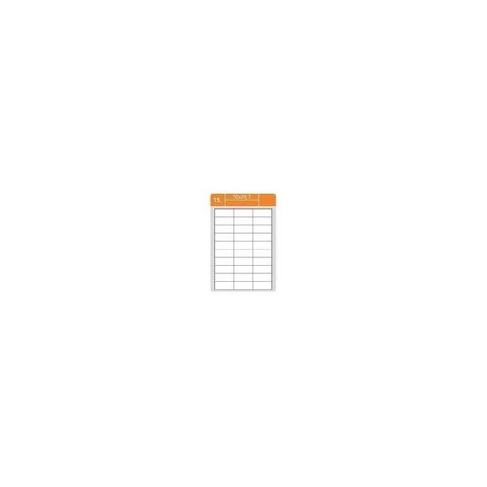 Etikety PLUS 70x29,7/100 hárkov - O