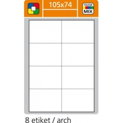 Etikety PLUS 105x 74/100 hárkov