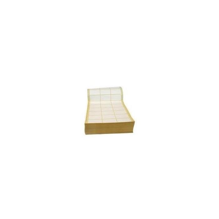 Etikety tabelačné 78x47 - 3R/100 hárkov - O