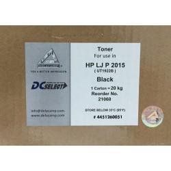 Tonerový prach HP LJ P 2015 Black uni