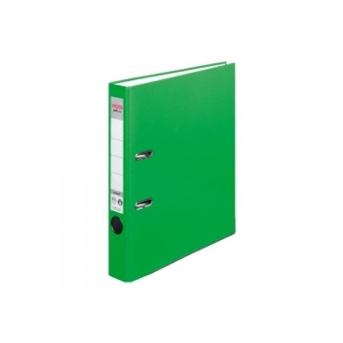 Kancelársky poradač pákový HERLITZ 5 zelený svetlý