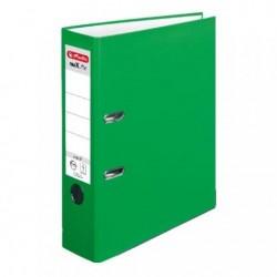 Kancelársky poradač pákový HERLITZ 8 zelený svetlý