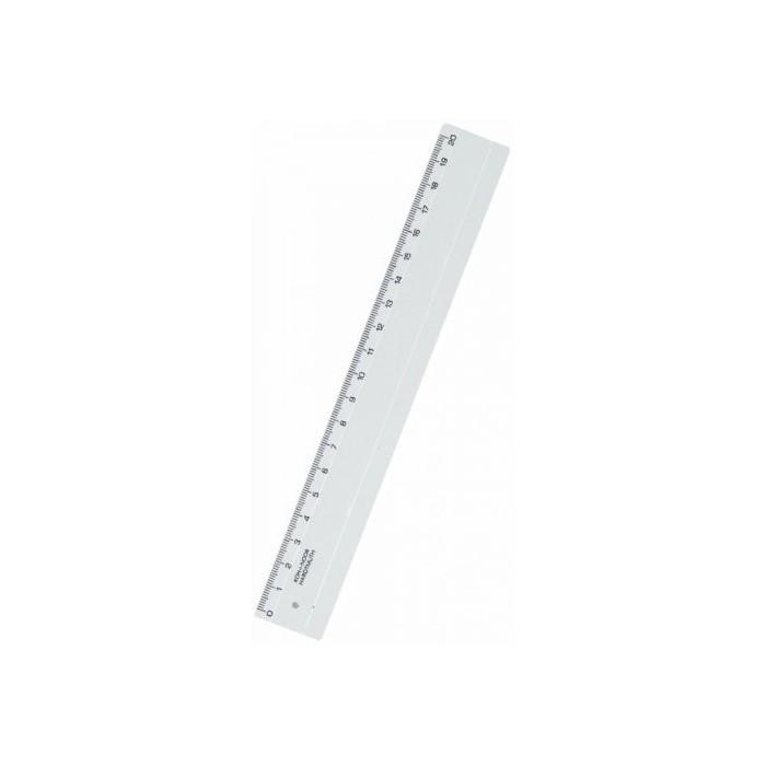 Pravítko 20cm KOH-I-NOOR transparentné 742551