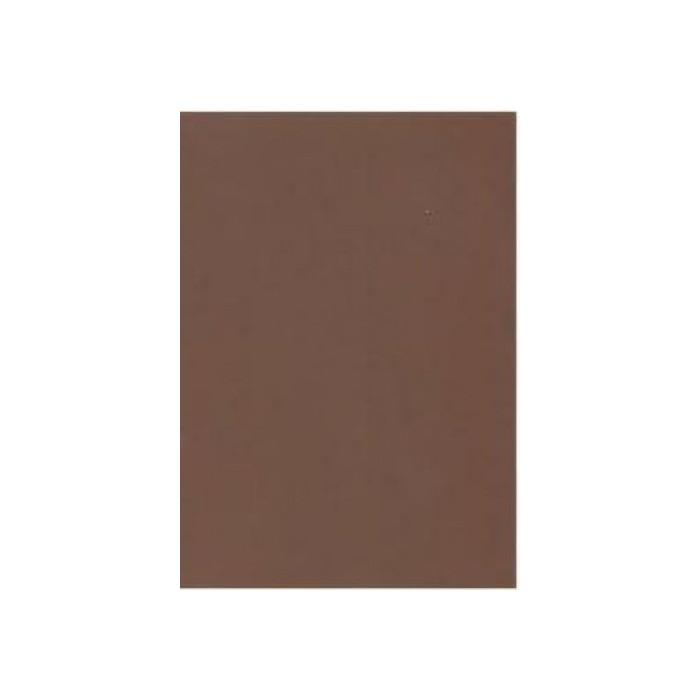Výkresy farebné A4, 225g/50ks, hnedé