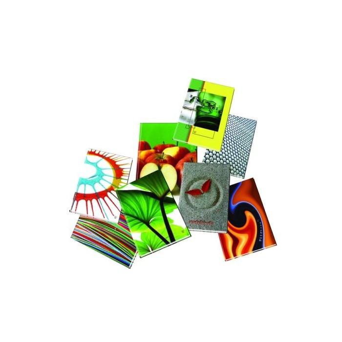 Zošit A4-64184 linkovaný šitý, 180 listový/OFFICE DESIGN