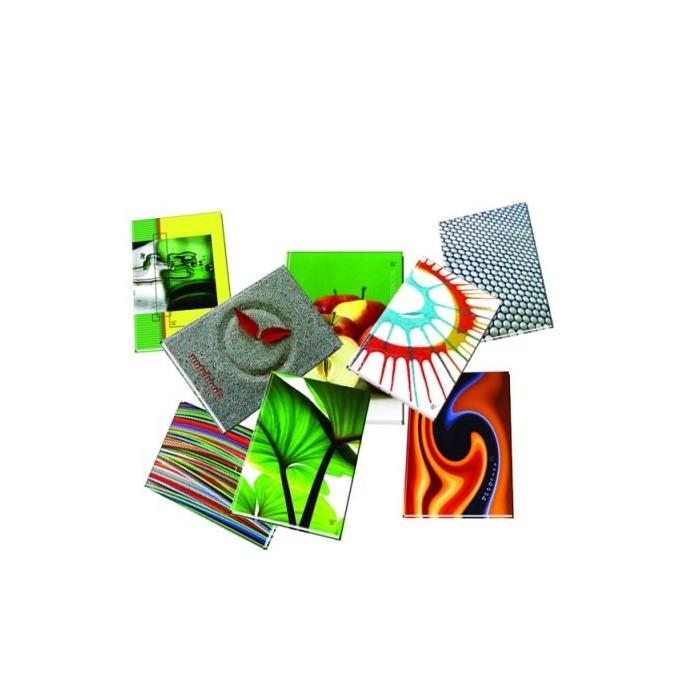 Zošit A5-65105 štvorčekovaný šitý, 96 listový