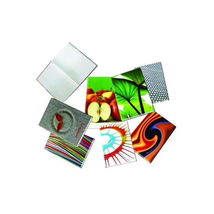 Zošit A6-66100, čistý šitý, 96 listový