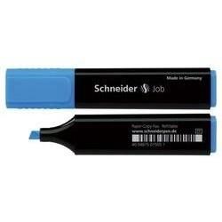 Zvýrazňovač SCHNEIDER Job 150 modrý